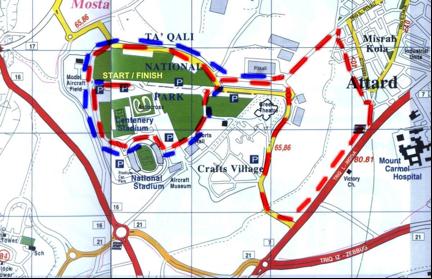 Ta Qali Road Race 2014