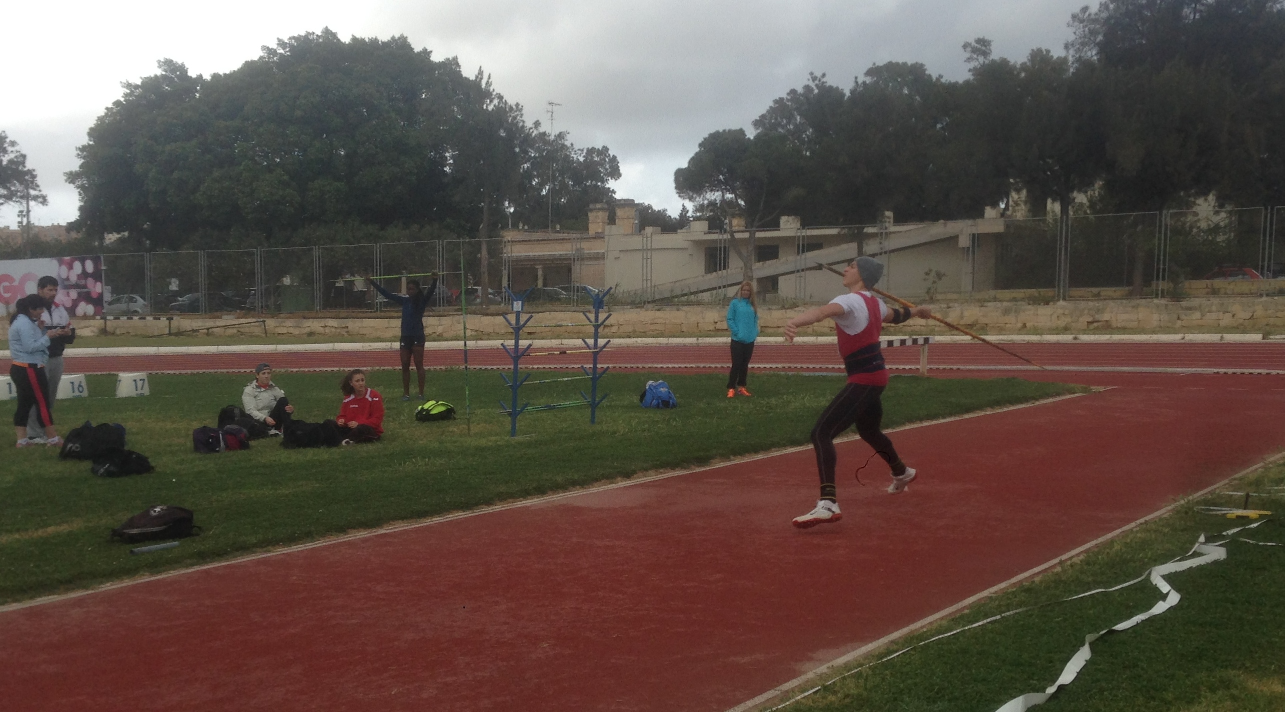 table International and Field  Malta Meeting 2014 runners Results malta  – Track