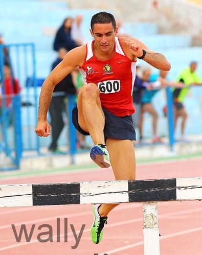 2014 - MarkHerrera Steeplechase Record