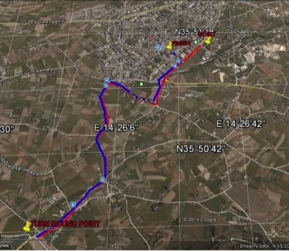 Siggiewi - Route
