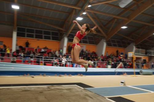 Rebecca Camilleri - Long Jump - Indoor