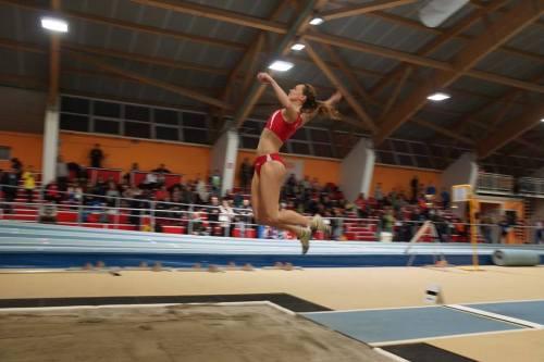 Rebecca Camilleri - Long Jump - Indoor