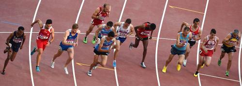 Dario Mangion 3000m Final