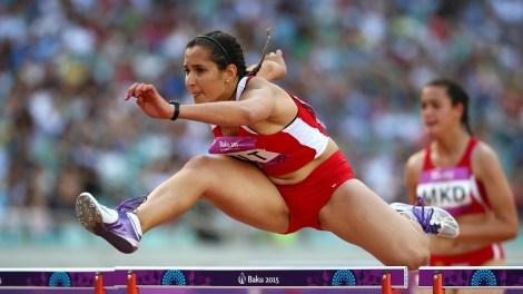 Rebecca Fitz 100mH