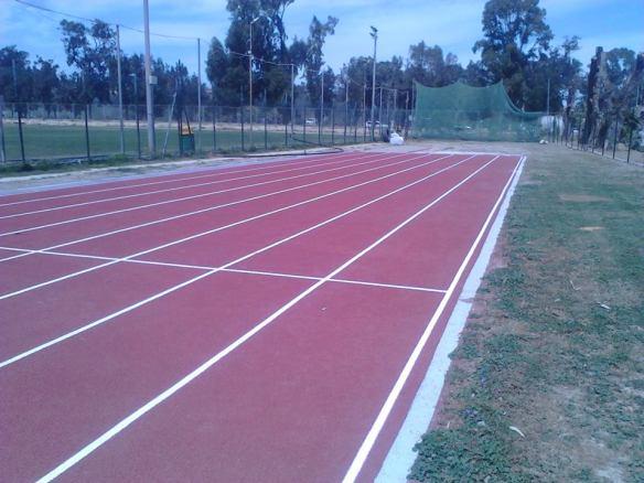 Warm-up Track